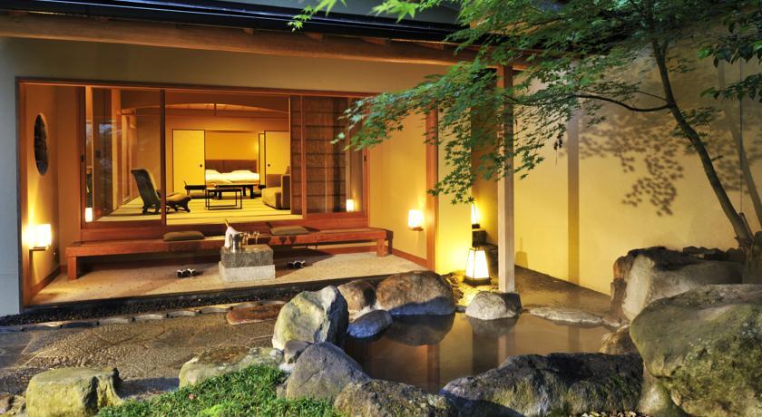 โรงแรมในประเทศญี่ปุ่น เรียวกัง (Ryokan)