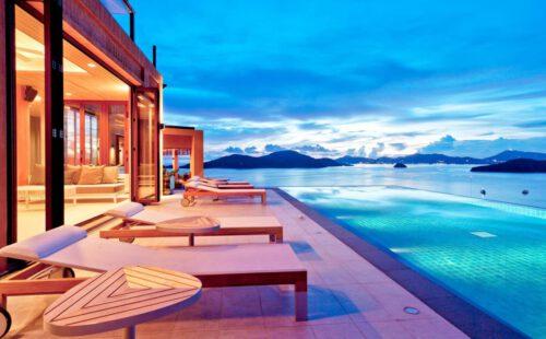โรงแรมในประเทศไทย รร.ศรีพันวา ภูเก็ต
