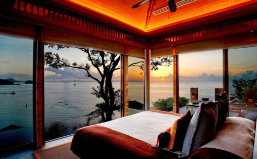 โรงแรมในประเทศไทย